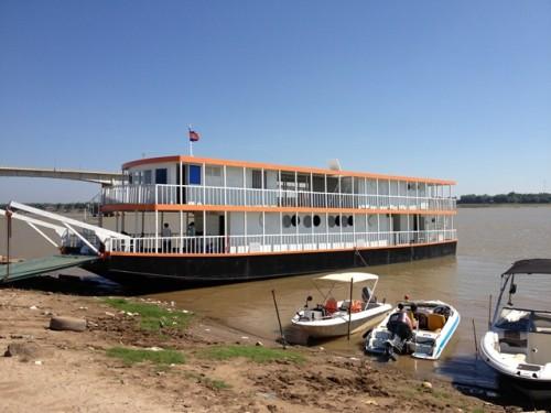Le nouveau bateau