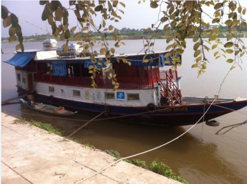 L'ancien bateau